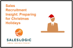 Sales Recruitment Insights: Preparing for Christmas Holidays