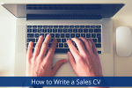 How to Write a Sales CV